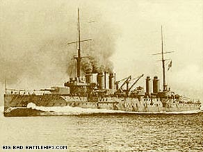 The Vergniaud is a French battleship of the same class as the Danton, which is on the floor of the Mediterranean.