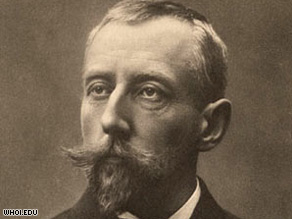 Roald Amundsen led the first successful expedition to the South Pole from 1910 to 1912.