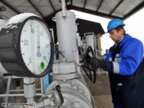 The dispute in January between Russia and Ukraine disrupted gas supplies to several European countries.