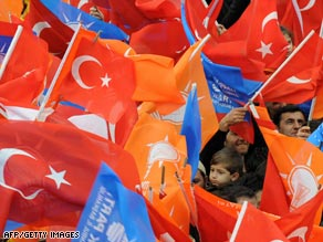 Turkey's local elections are widely seen as a referendum on the prime minister's party.