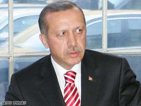 Critics claim the probe is a witch-hunt of opponents of Prime Minister Recep Tayyip Erdogan.