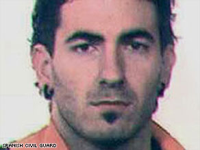 Jurdan Martitegui Lizaso is the fifth ETA suspect arrested in France in the past two weeks.