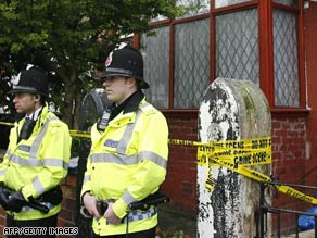 The arrests were made after Britain's chief terrorism officer, who has resigned, exposed a list of suspects.