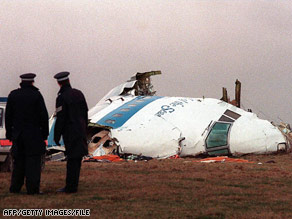 File image from 1992 shows Abdelbaset Ali Mohmed Al Megrahi, the man convicted of the Lockerbie bombing.