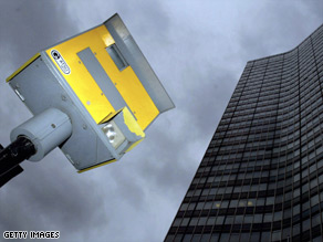 Serco has installed about 5,000 traffic cameras in UK.