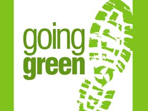'Going Green' with CNN