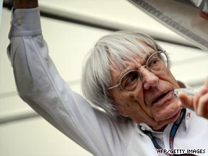 Bernie Ecclestone: &quot;Many people in my closest circle of friends are Jewish.&quot;
