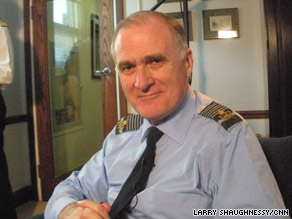 Air Chief Marshall Jock Stirrup says the sacrifices of British forces