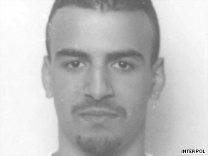 Ashraf Sekkaki is considered to be one of Belgium's most dangerous criminals.
