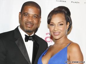 Former Turks and Caicos Islands Premier Michael Misick, shown here with his wife, LisaRaye, could be investigated.