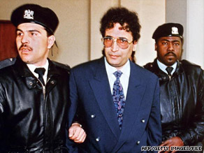 Lockerbie bomber may be released