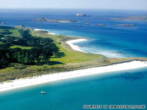 The Isles of Scilly is switching off power to promote energy efficiency.