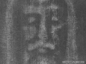 Luigi Garlaschelli says his reproduction of the shroud disproves the claims of its strongest supporters.