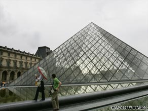 Egypt accuses the Louvre museum of failing to make good on promises to return antiquities.