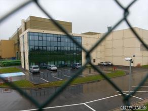 European Organization For Nuclear Research (CERN) research center near Geneva, Switzerland