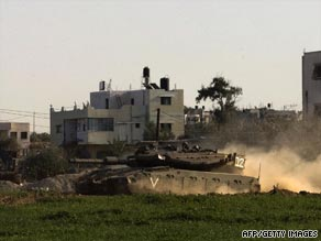 Israel has been widely criticized for its offensive in the Gaza Strip earlier this year.