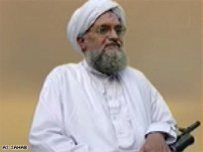 Al Qaeda's Ayman al-Zawahiri is said to address Muslims in Gaza in an audio message released Tuesday.