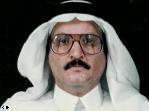 Matrook al-Faleh, shown in 2004, was seized after he criticized prison conditions, says Human Rights Watch.
