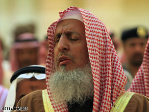 Saudi cleric Sheikh Abdul Aziz Al-Sheikh says it's OK for a girl age 10 or 12 to get married.