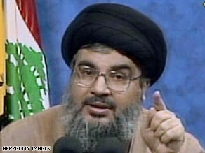 Nasrallah says Bush administration worked with its Arab allies to change the realities in Gaza.