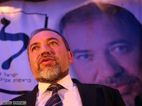 Avigdor Lieberman's Yisrael Beiteinu is gaining momentum in the polls at the expense of Likud.