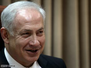 Netanyahu is thought to be the party leader most likely to form a ruling coalition.