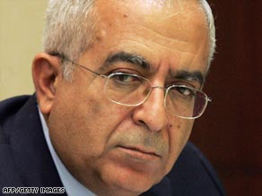 Palestinian Prime Minister Salam Fayyad's resignation may smooth the way for a unity government.