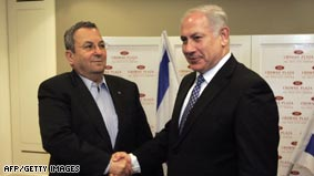 Netanyahu reaches out to Palestinians