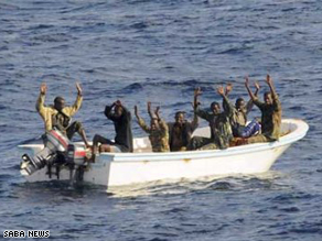 11 pirates were arrested by Yemeni security forces in an operation to free the oil tanker.