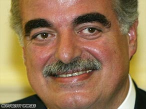 The tribunal investigating the murder of former Lebanese Prime Minister Rafik Hariri orders generals' release.