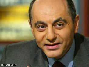 Imad Moustapha, Syria's ambassador to Washington, has met with U.S. officials aimed at establishing areas of cooperation.