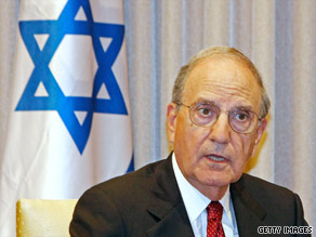 U.S. envoy George Mitchell says Israel and the United States will remain close allies.