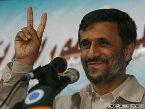 President Mahmoud Ahmadinejad's foreign policy has affected Iran's domestic economy.