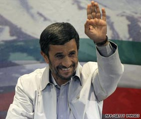 Ahmadinejad rival: No guarantee on safety