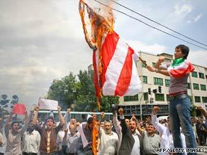 Iran's supreme leader defends election