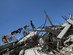 The residents of Gaza are still trying to rebuild their lives after Israel's offensive.