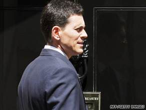 "British Foreign Secretary David Miliband has called the detentions ""unacceptable and unjustifiable."""