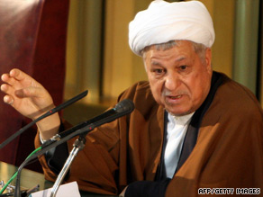 Rafsanjani remains an influential figure in Supreme Leader Ayatollah Ali Khamenei's circle.
