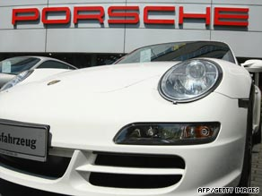 The Qatar Investment Authority makes a multi-billion dollar offer for a large stake in Porsche.