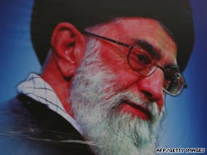 Ayatollah Ali Khamenei has been flexing his political power since last month's contested election.