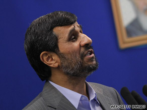 Mahmoud Ahmadinejad said there is no evidence that would undermine the election results.