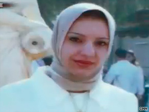 Samar Saed Abdullah is one of many facing execution in Iraq. She's accused of being an accessory to murders.