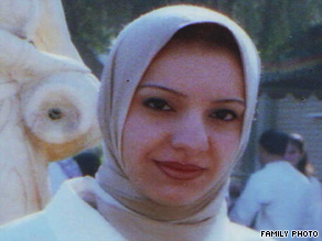 She recently told CNN's Arwa Damon that she can't stop thinking about her own execution.