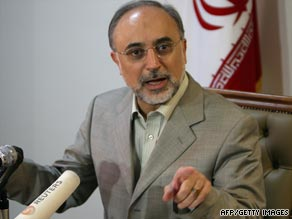 "Iran's nuclear chief Ali Akbar Salehi pledged that his country will try to resolve the issue ""both politically and technically."""