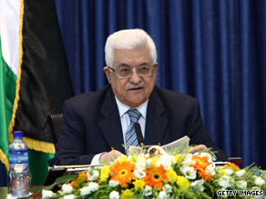 "Palestinian Authority leader Mahmoud Abbas says the report didn't get the ""number of voices that we needed."""