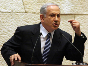 "In his speech Monday, Israeli Prime Minister Benjamin Netanyahu called the report an ""absurd claim."""