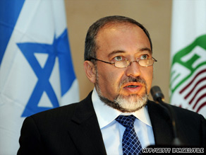 "Israeli Foreign Minister Avigdor Lieberman says the Turkish TV show ""is being done with state sponsorship."""