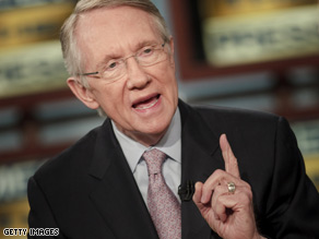In a recent television interview, Sen. Harry Reid discussed a phone conversation with Illinois Sen. Rod Blagojevich.
