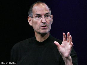 Jobs has been the keynote speaker at MacWorld for the past 10 years.