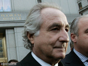 Bernard Madoff is accused of a mulit-billion dollar fraud scheme.